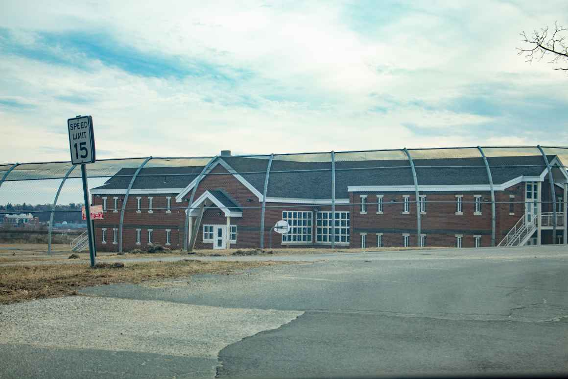 Long Creek Youth Development Center in South Portland, Maine