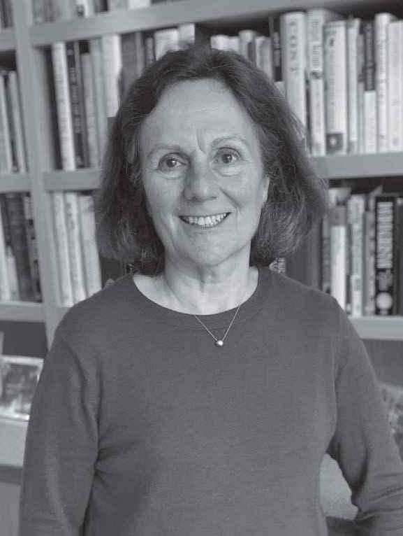 Susan Bates, Former Board President