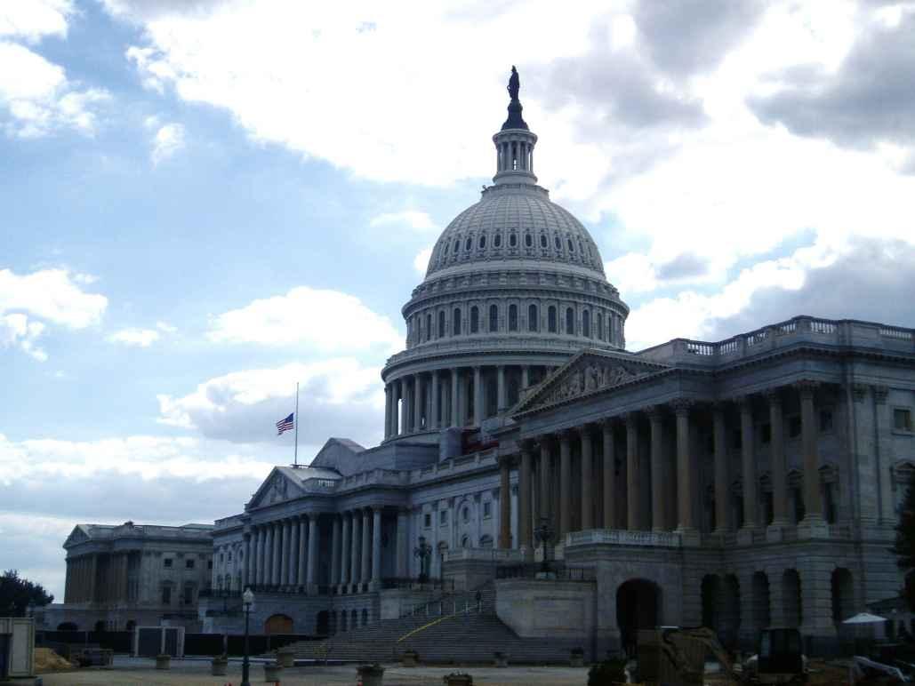 U.S. Capitol (Matt Wade/Flickr Creative Commons)