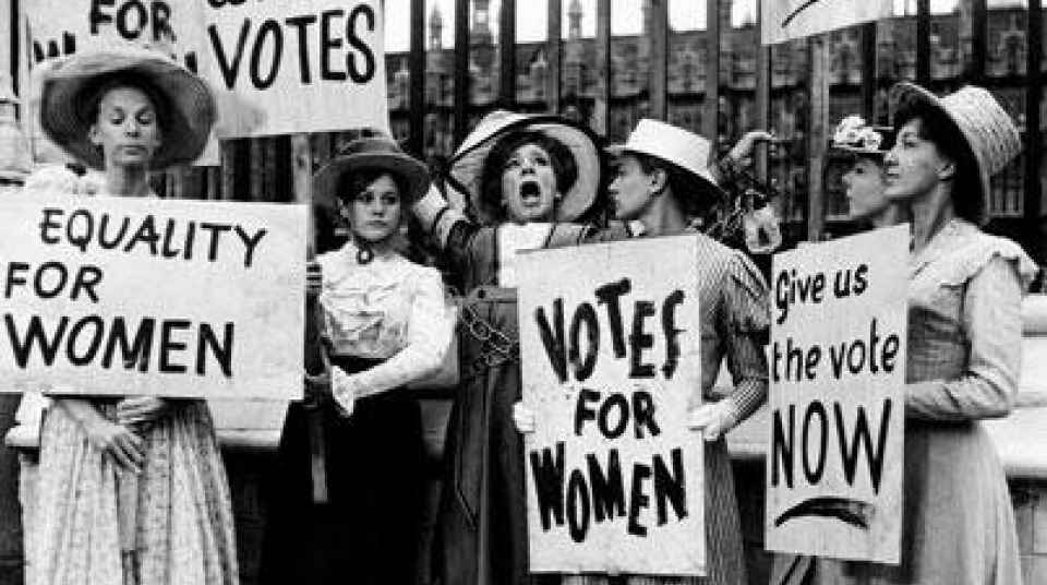 Celebrate Women's Suffrage, but Don't Whitewash the Movement's ...