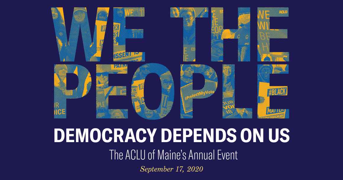 We the People: Democracy Depends on Us
