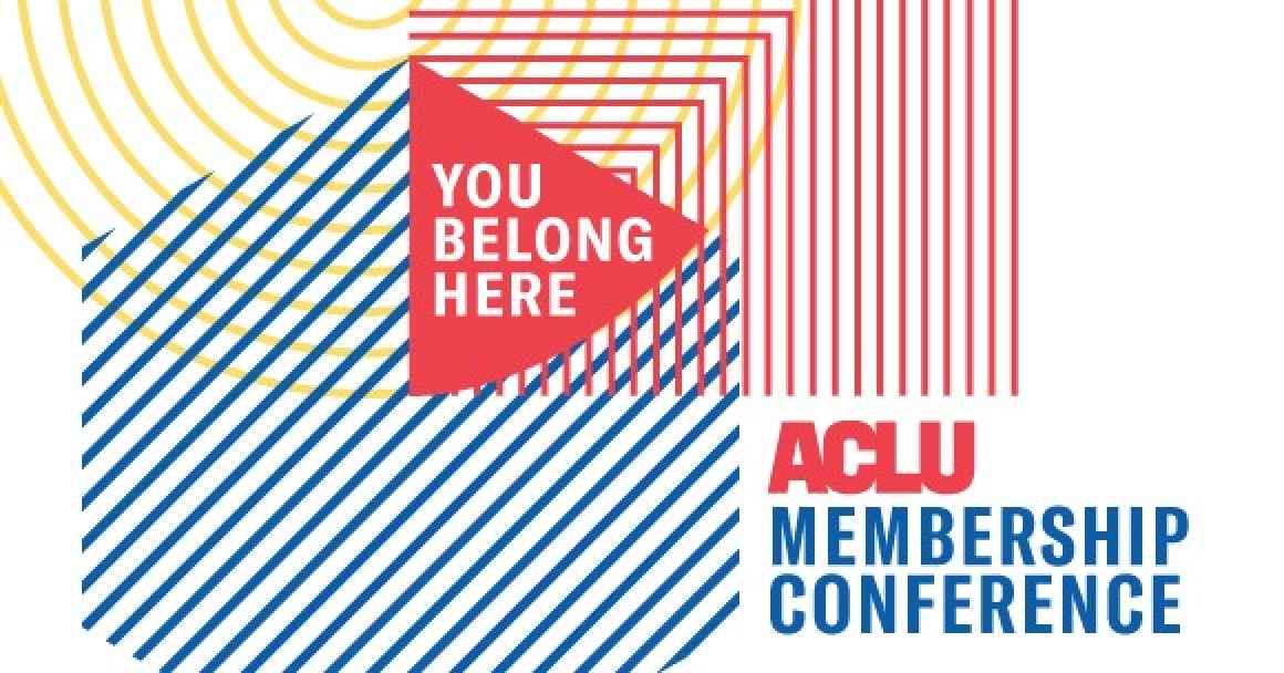 ACLU Membership Conference logo