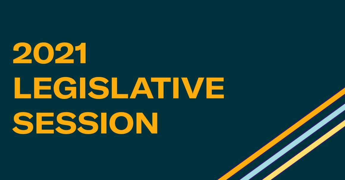 2021 Legislative Session