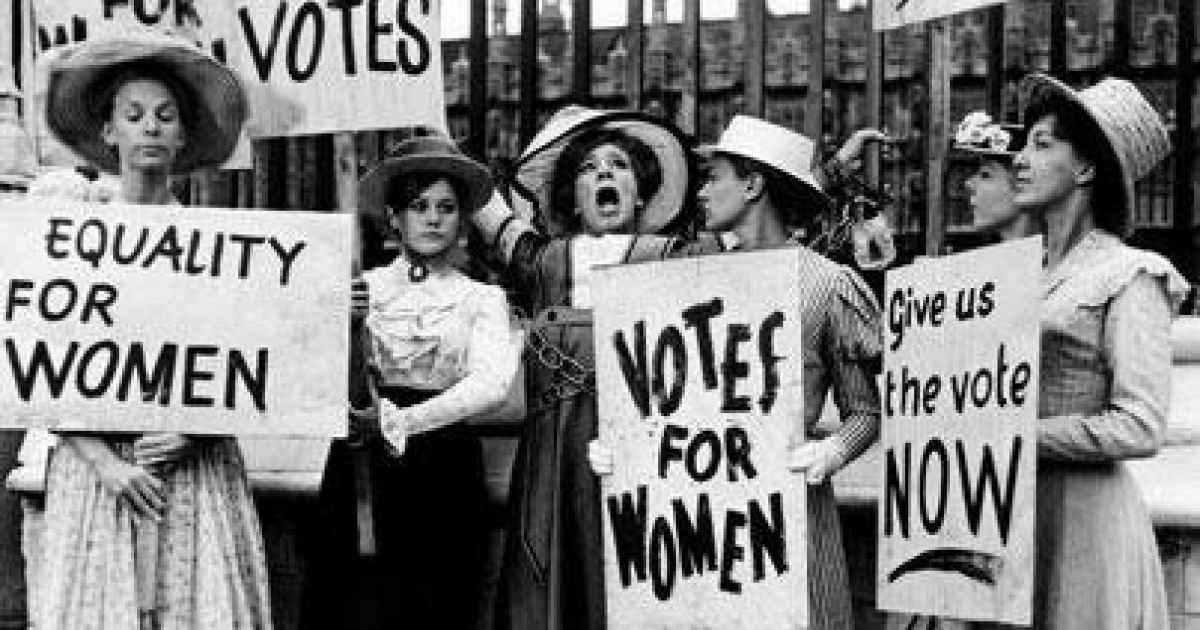 Celebrate Women U2019s Suffrage  But Don U0026 39 T Whitewash The